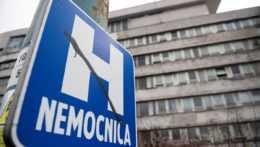 Nemocnica.