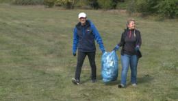 Slovenskí dobrovoľníci sa tretíkrát zapojili do celosvetového dňa upratovania riek