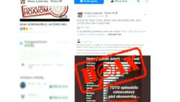 Trestné stíhanie za šírenie hoaxov a konšpirácií, polícia vyšetruje stránku Bádateľ