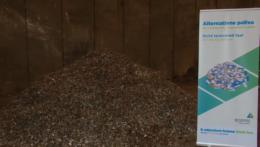 V Pezinku menia odpad na alternatívne palivo