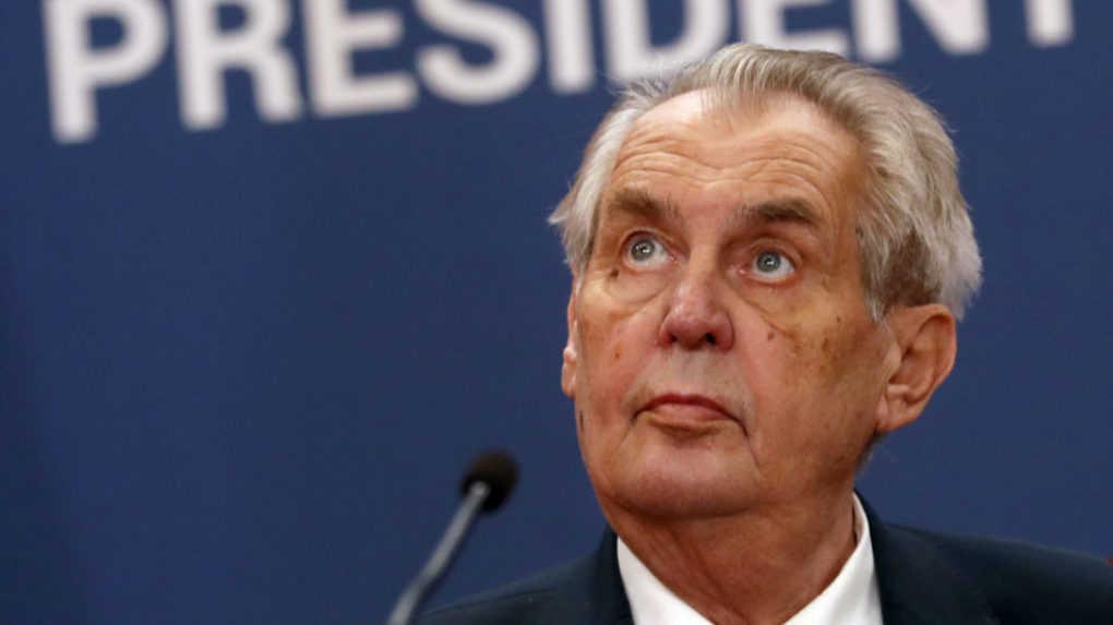 Šéf českého Senátu požiada kanceláriu prezidenta o informácie o Zemanovom stave