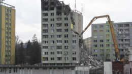 Prešov neporušil zákon pri asanácii vybuchnutej bytovky, tvrdí NAKA