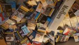 Milióny cigariet a desiatky ton tabaku. Kriminalisti hlásia gigantický úlovok