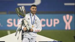 Ronaldo opäť prepisoval históriu, nastrieľal najviac oficiálnych gólov v histórii