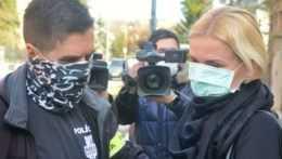 Väzenská a justičná stráž nezanedbala povinnosti pri Jankovskej pokuse o samovraždu