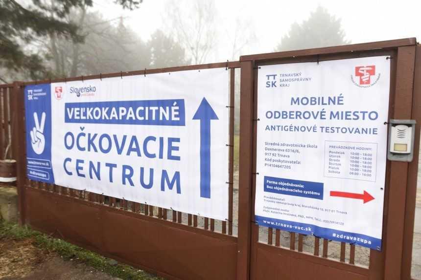 Ministerstvo zdravotníctva zverejnilo voľné termíny na očkovanie