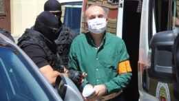 Najvyšší súd zamietol sťažnosť  Kajetána Kičuru, ostáva vo väzbe