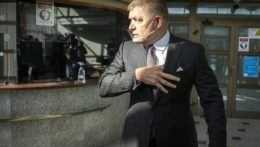 Fico bol na policajnom prezídiu. Nepovedal, v akej kauze vypovedal