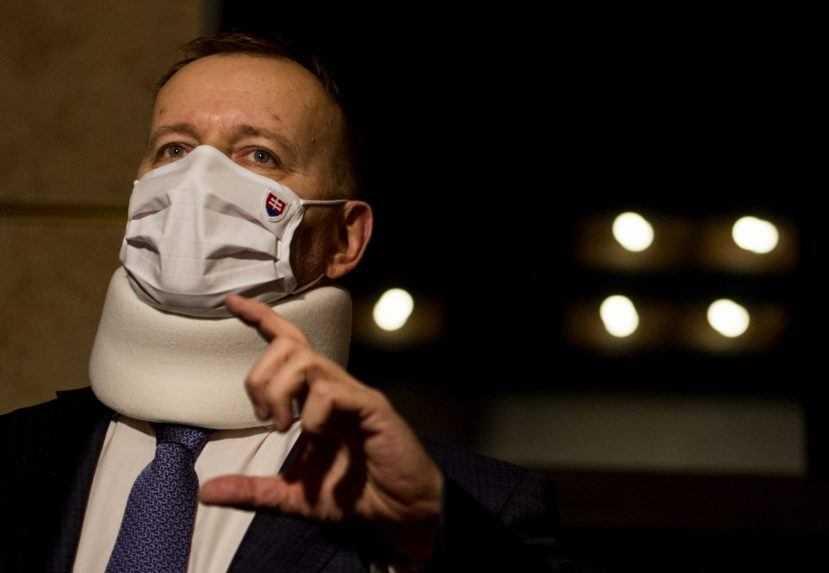 Hlasovanie o núdzovom stave je ohrozené, o Krajčím rozhodne premiér