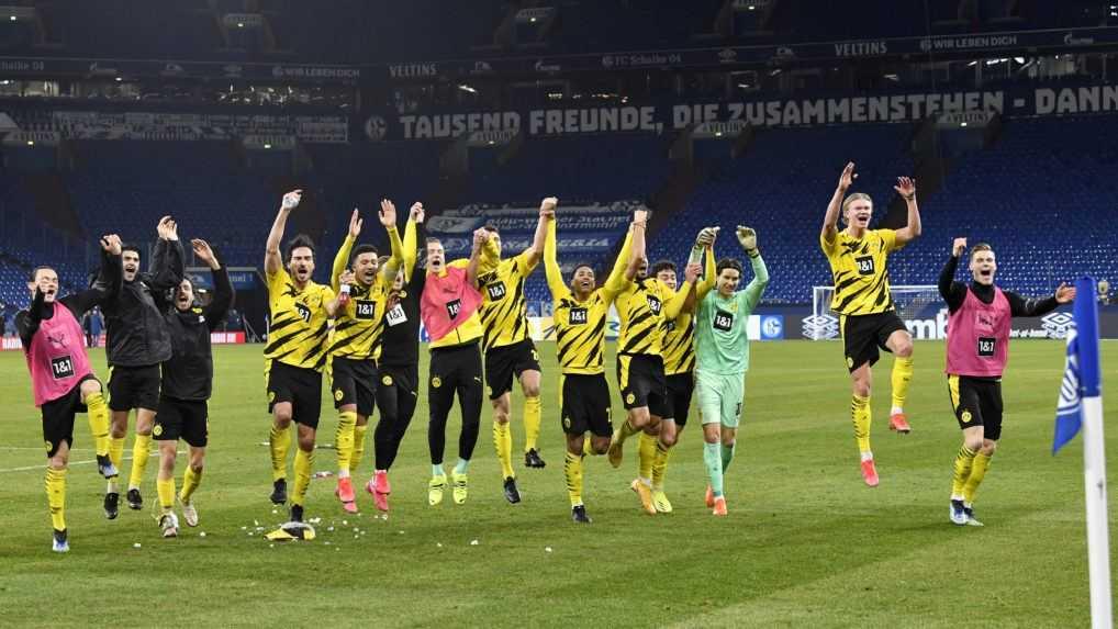 Oslava výhry bez rúšok či fanúšikovia pred štadiónom. Dortmund sa nevyhol vysokej pokute