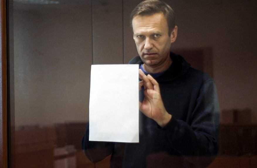 Navaľného odviezli z väznice v Moskve. Zatiaľ sa nevie kam