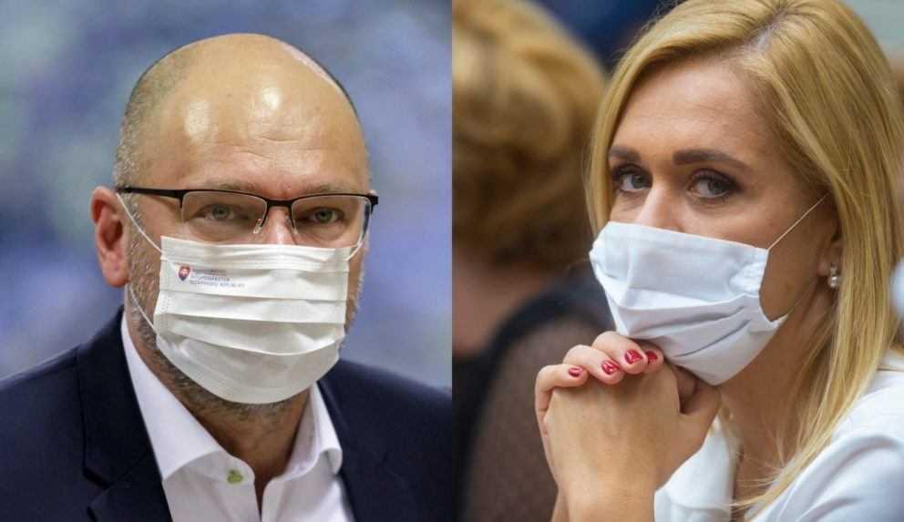 Sulík si vie za Krajčího predstaviť náhradu, núdzový stav SaS podporí len za určitých pomienok