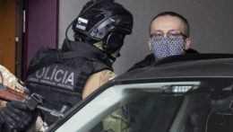 Exšéf SIS Pčolinský zostáva vo väzbe, rozhodol Najvyšší súd