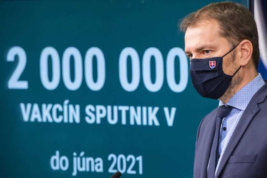 Matovič má od Rusov ponuku na zrušenie dodávok vakcíny Sputnik V