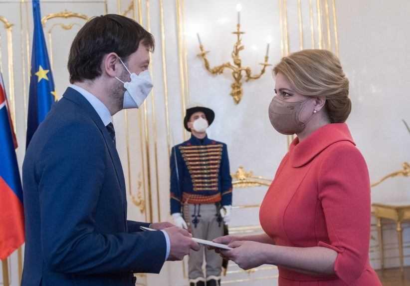Heger sa dohodol s Čaputovou na vymenovaní nového ministra pôdohospodárstva