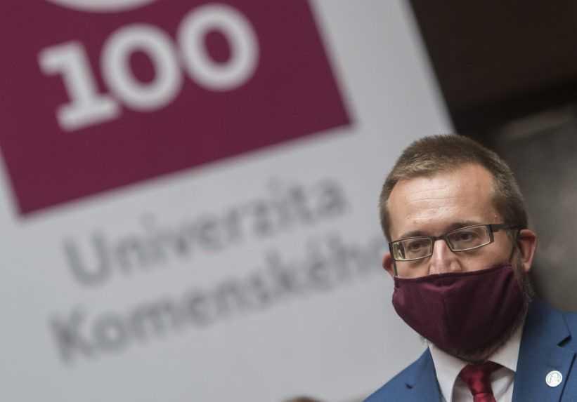 Aj Univerzita Komenského protestuje. Dôvodom je novela oreforme školstva