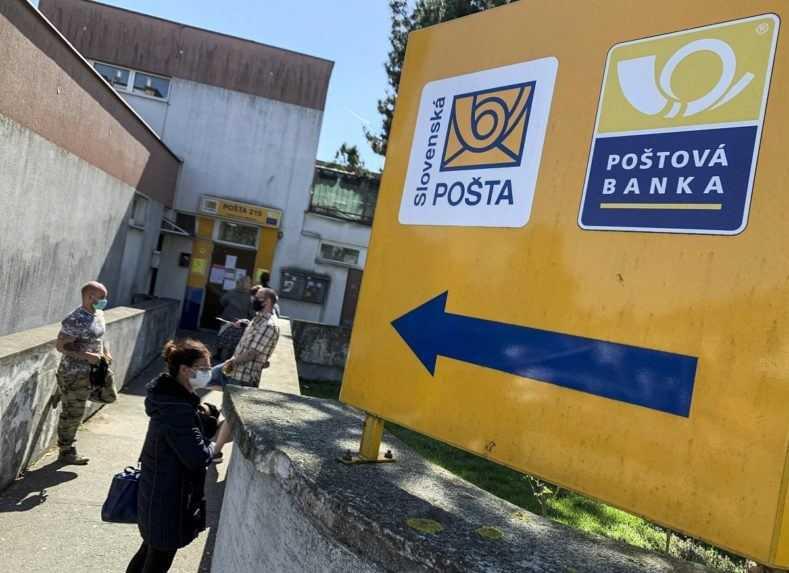 Slovenská pošta zrušila stovky pracovných miest. Ohrozí to poskytovanie služieb?