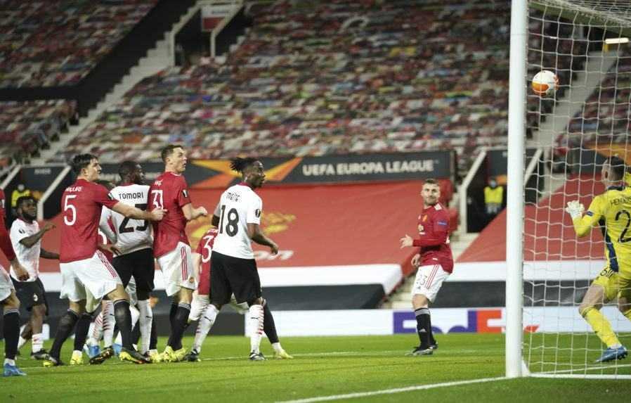 Európska liga: AC Miláno vybojovalo remízu v poslednej chvíli, Slavia doma vyzvala Rangers