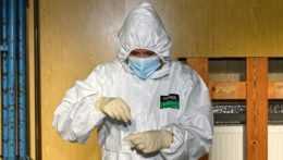testovanie na ochorenie COVID-19