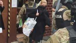 Jankovskú po prepustení opäť zadržali, podľa obhajcu sa následne zrútila