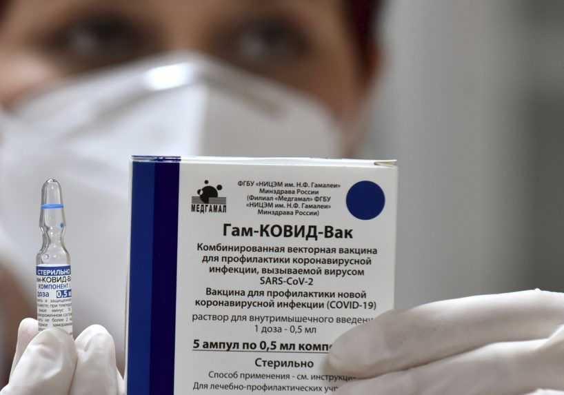 Európska lieková agentúra žiadosť o schválenie vakcíny Sputnik V stále nedostala