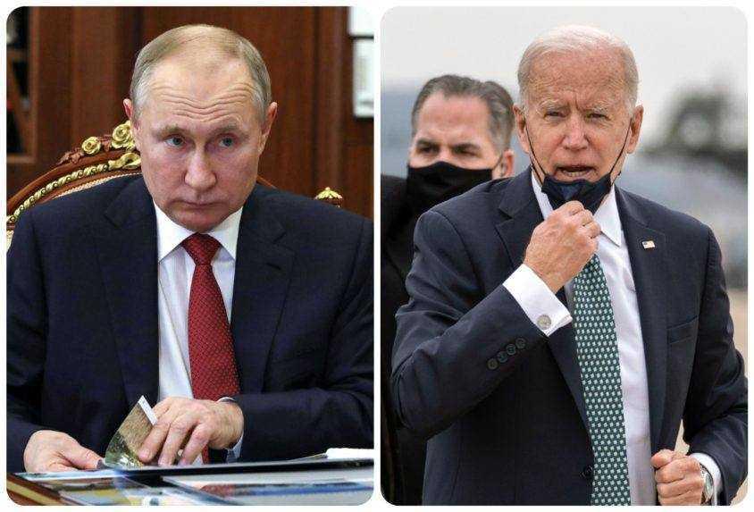 Samit Biden-Putin naberá jasnejšie kontúry. Lídri sa zídu v honosnom sídle