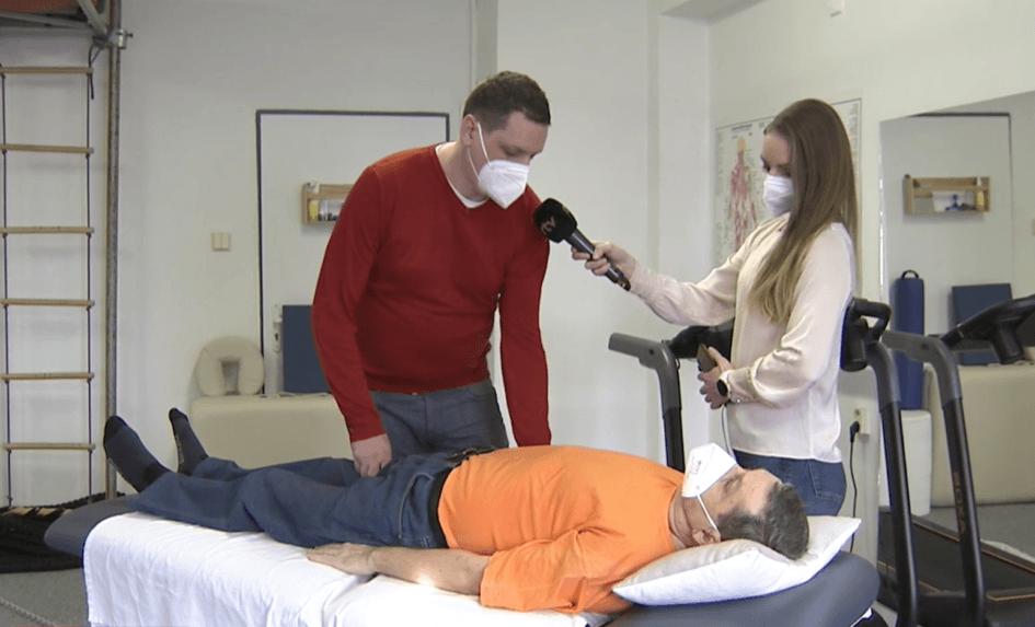 Slovenskí fyzioterapeuti schválili postupy liečby postcovidových pacientov
