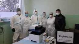 V malej obci Želovce využívajú moderný systém, aby urýchlili testovanie