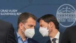 Vláda nesúhlasí s návrhom na odvolanie Matoviča z postu ministra financií