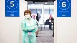 V Prievidzi cez víkend otvoria veľkokapacitné očkovacie centrum