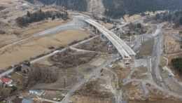 Diaľnicu pri Ružomberku by mali dokončiť v roku 2023