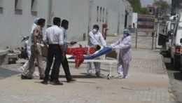 Takmer štvrťmilióna infikovaných. India hlási ďalšie denné maximum