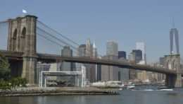 newyorský Brooklynský most