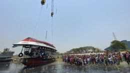 Pri nehode trajektu v Bangladéši zahynulo najmenej 26 ľudí