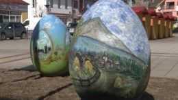 Mestá a obce na Orave či Liptove sa v súvislosti s Veľkou nocou vyzdobili