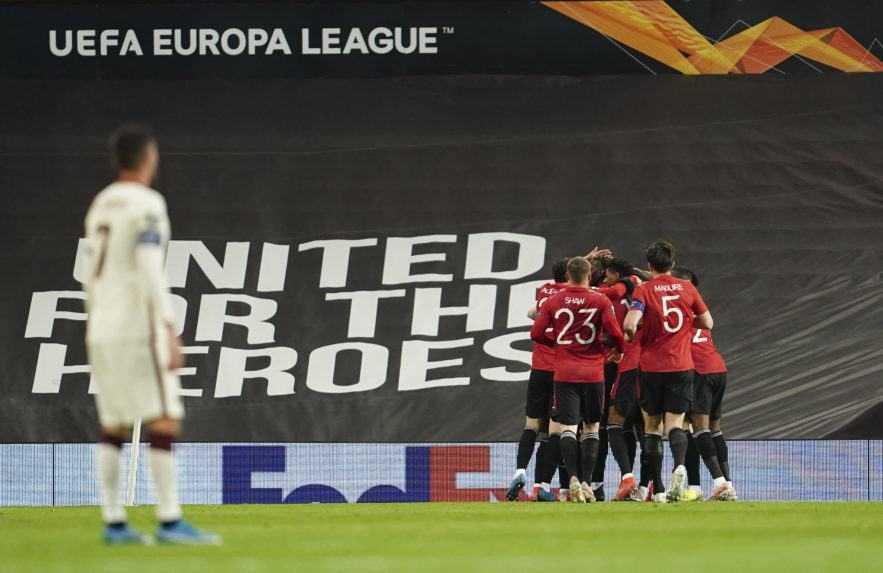 Európska liga: United nadelili Rimanom šesť gólov, Villarreal zdolal Arsenal