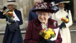 Najdlhšie vládnuca panovníčka na britskom tróne Alžbeta II. má 95 rokov