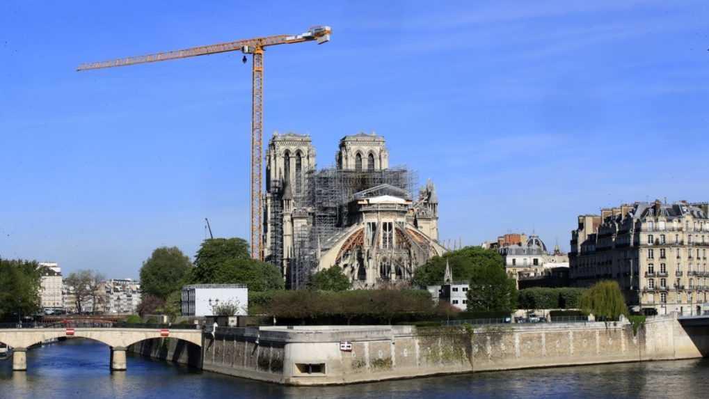 Katedrála Notre-Dame je pripravená na reštaurátorské práce