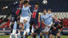 Liga majstrov: Manchester City otočil zápas v Paríži a je bližšie k postupu do finále