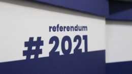 Referendum o predčasných voľbách