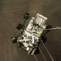 Vrtuľník Ingenuity zvládol na Marse 50 metrov dlhý let