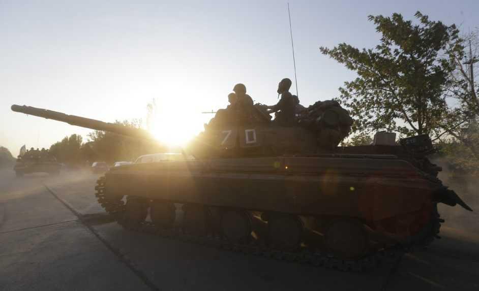 Ruská armáda v blízkosti Ukrajiny nepredstavuje žiadnu hrozbu, hlási Kremeľ