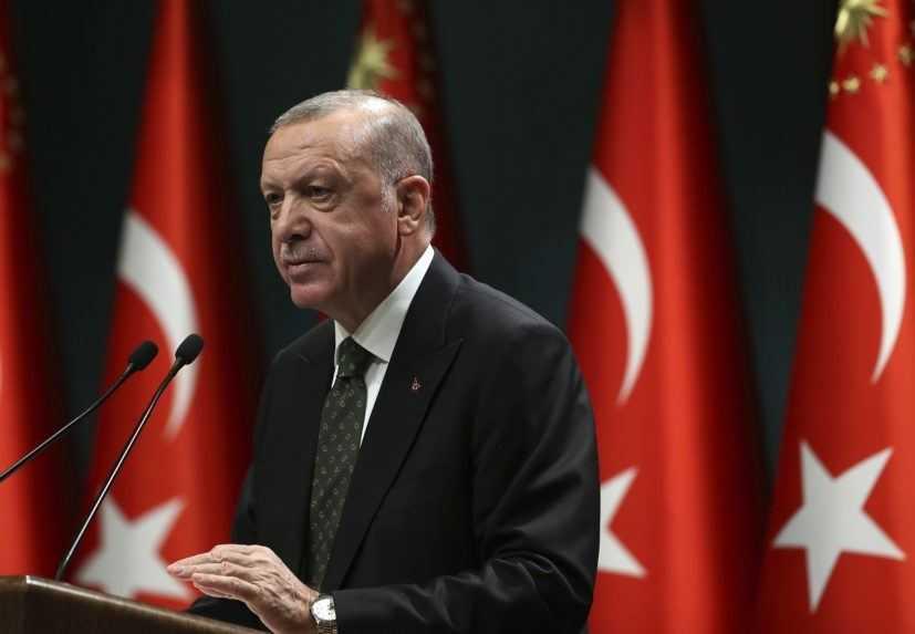 Turecko podľa Ergogana nezvládne vlnu nových utečencov z Afganistanu