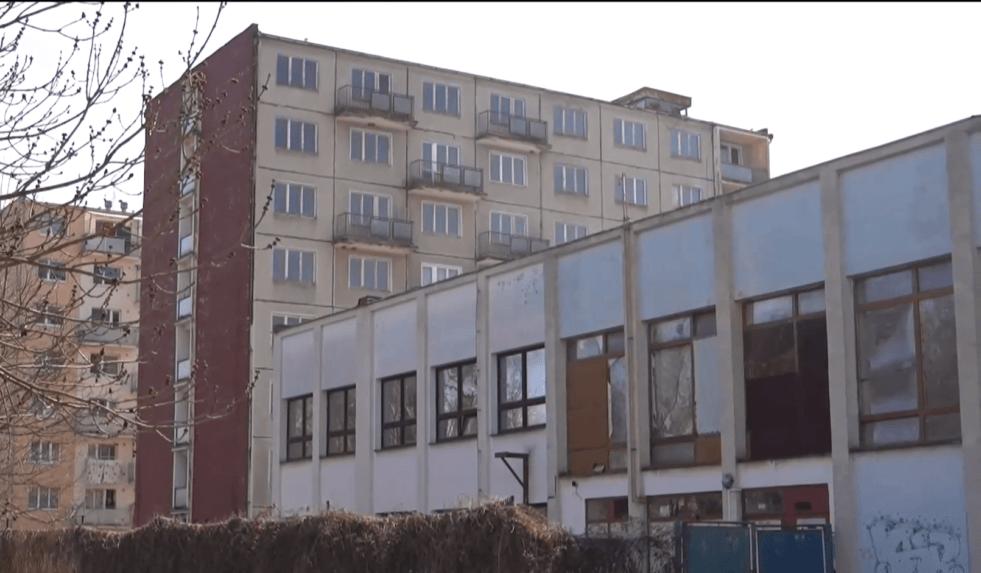 Rekonštrukcia bývalého odevného učilišťa by mohla vyriešiť problém snájomnými bytmi