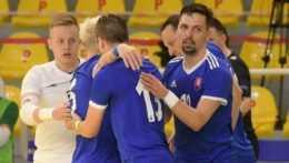 Futsalisti dosiahli historický úspech, predstavia sa na majstrovstvách Európy