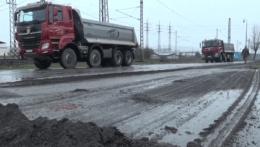 Rekonštrukcia cesty v Spišskej Novej Vsi komplikuje dopravu v meste