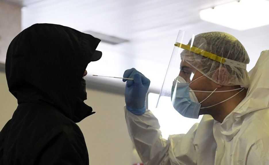 Pribudlo 34 infikovaných, covidu za predošlý deň nik nepodľahol