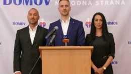 Slotov syn začal so zberom podpisov, chce založiť stranu Domov – národná strana