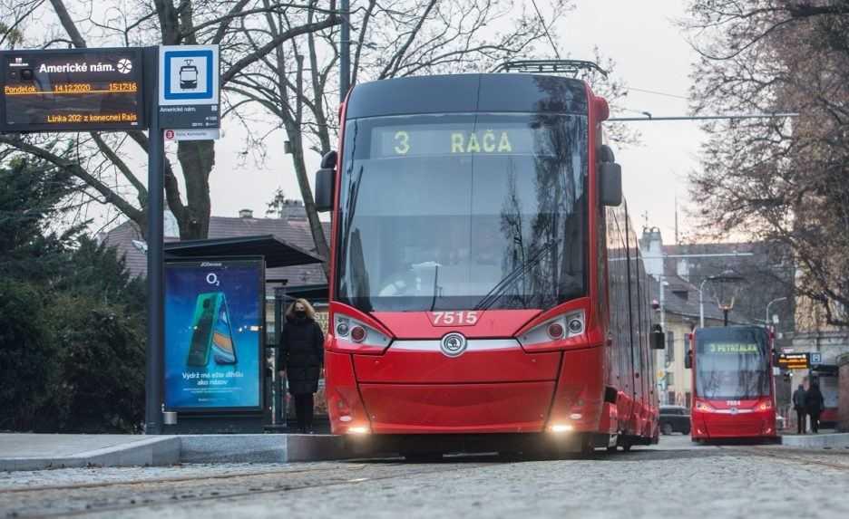 Bratislava bude mať vďaka eurofondom nové električky, dostane na ne 70,5 milióna eur
