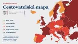 Žiadna izolácia. Podmienky pre Slovákov cestujúcich do Česka sa zmiernili